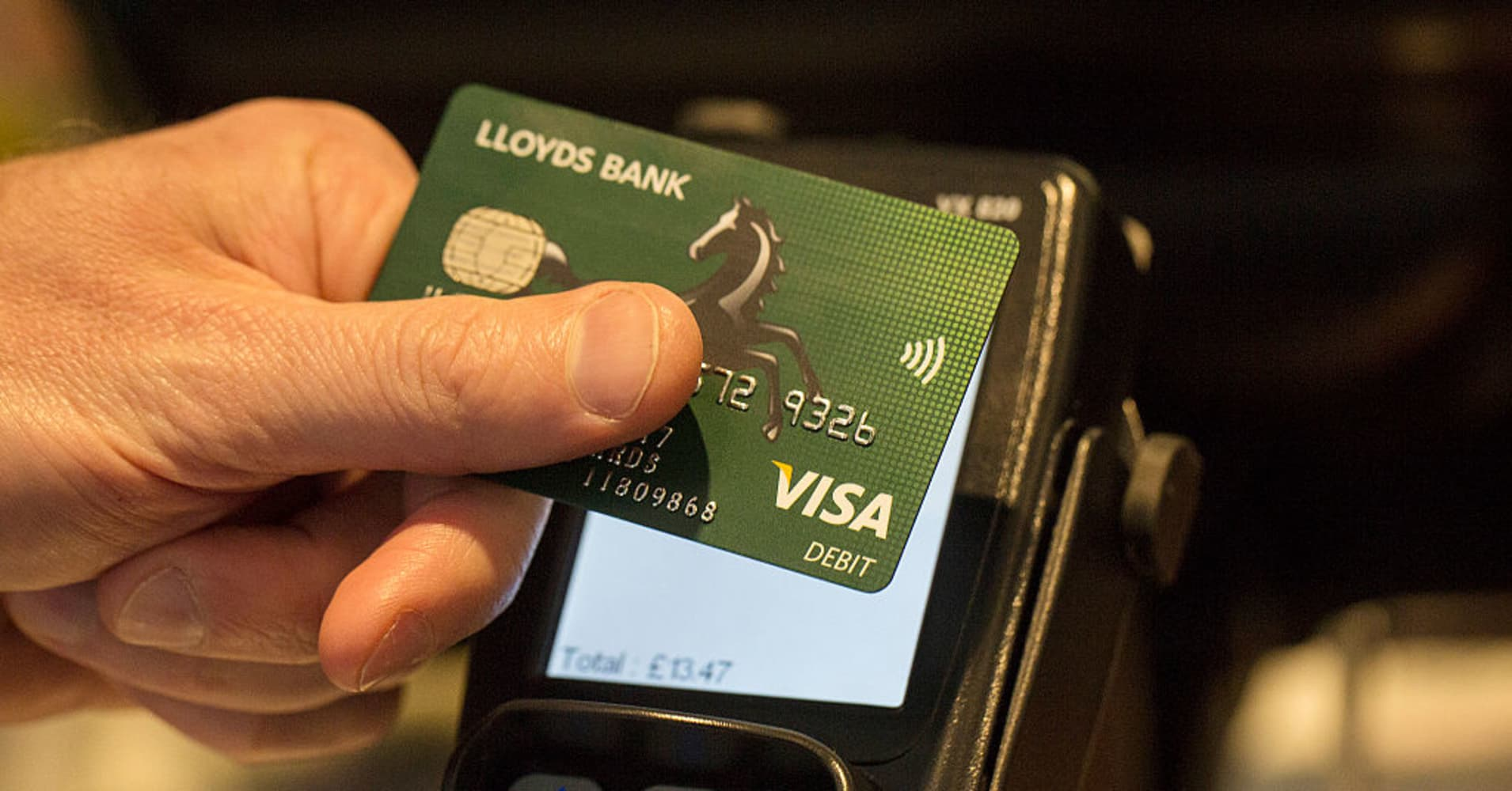 Lloyds bans use of credit cards to buy cryptocurrencies like bitcoin