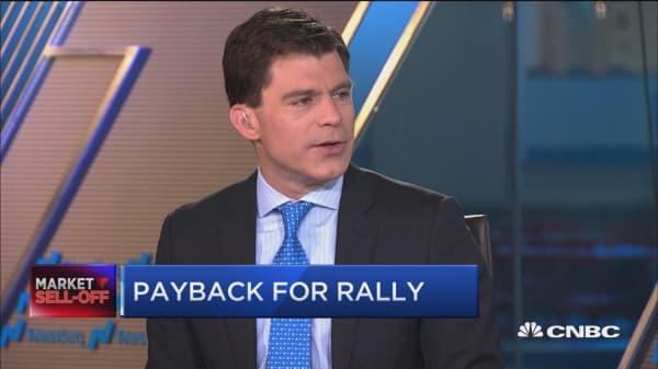 Market dip awakens volatility
