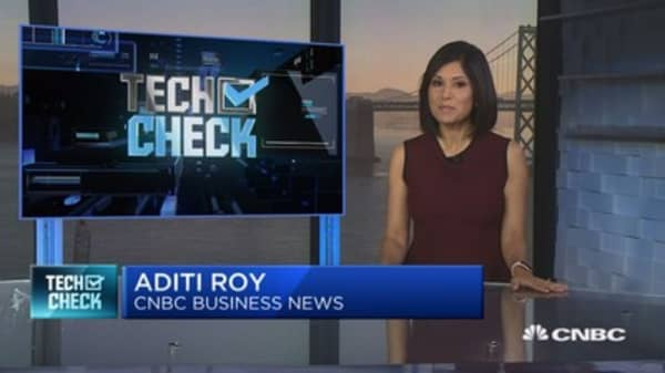CNBC Tech Check Morning Edition: February 05, 2018