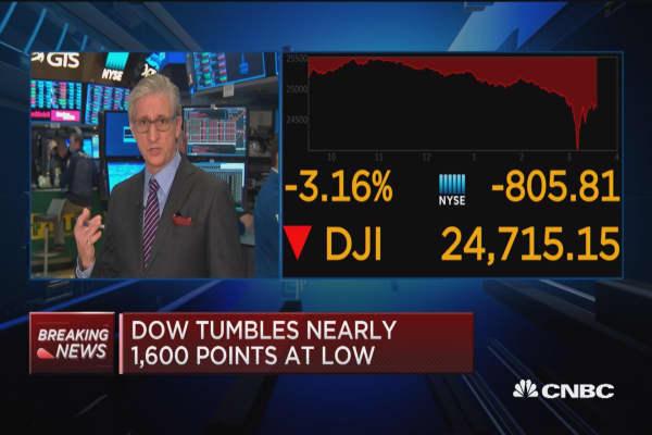 Dow, S&P break through 50-day moving average