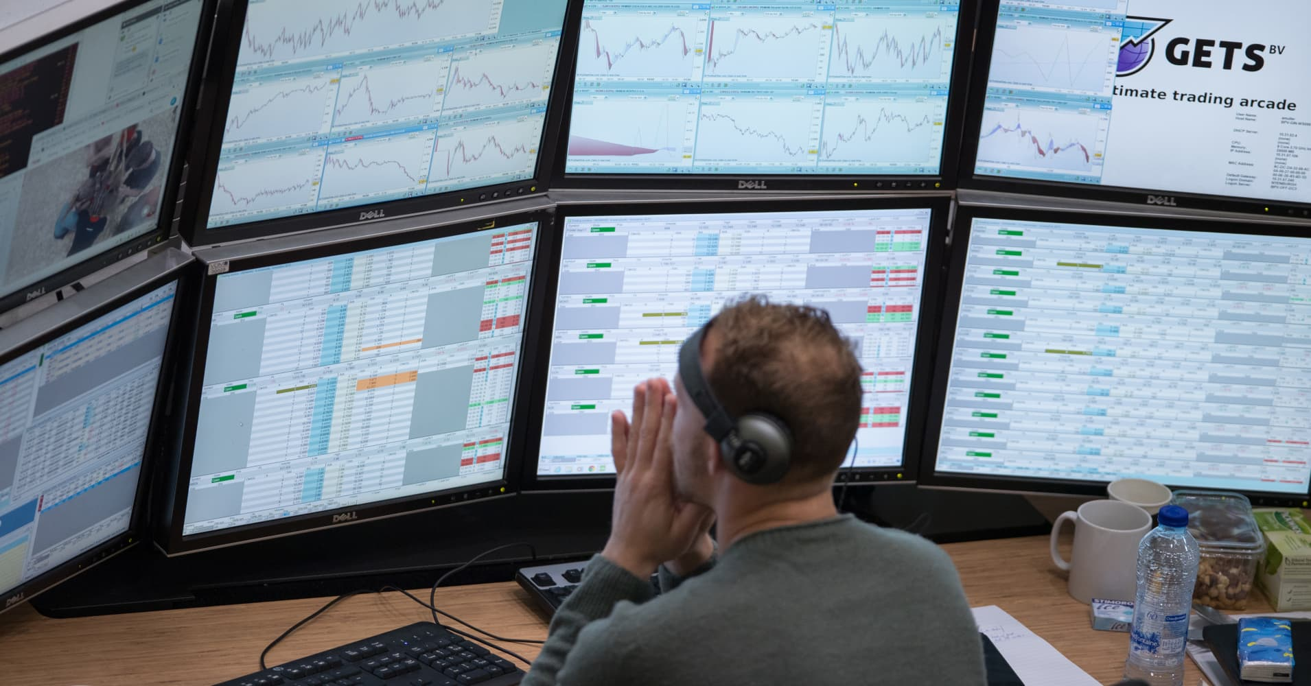 European markets lower on earnings; Heineken shares drop 5%