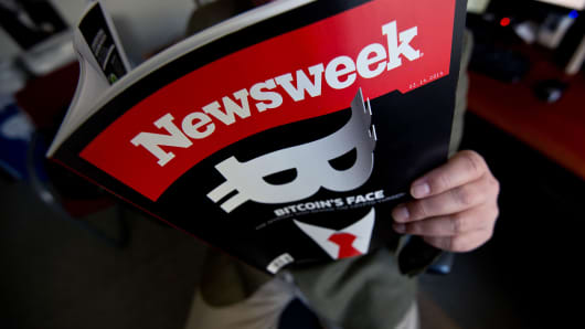Newsweek Magazine.