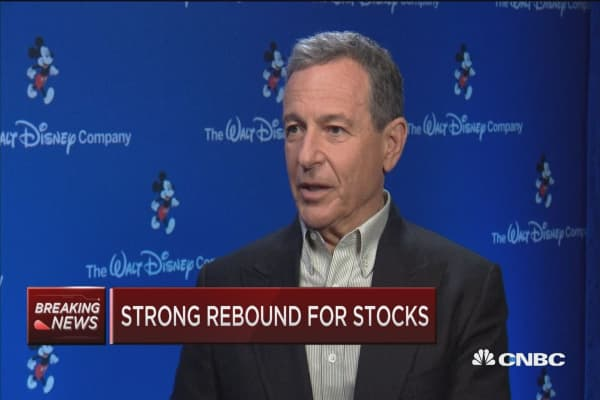 Disney CEO on acquiring Fox assets