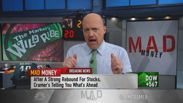 Cramer rails against VIX trading products: They are 'practically designed to fail'
