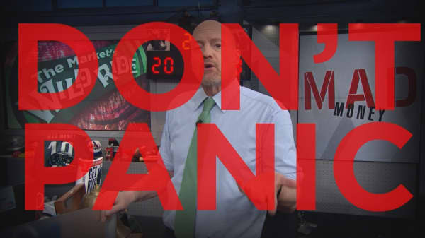 Cramer Remix: Here's the real reason the market had such an aggressive snap-back