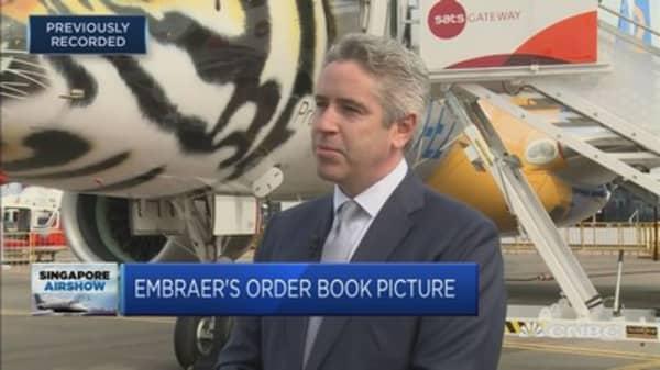 Wait for the golden shareholder on any Boeing-Embraer deal