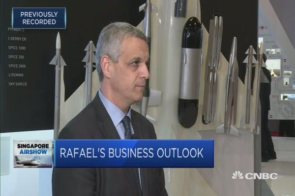 Israel's Rafael is looking at a strategic partnership in India