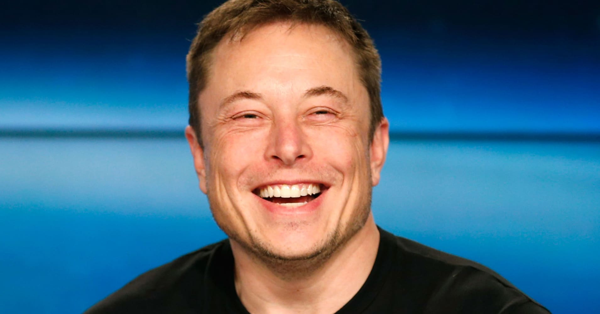 Elon Musk, founder of SpaceX and Tesla.