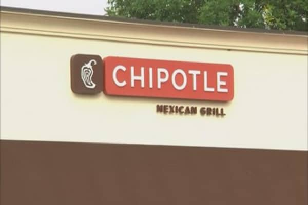 Chipotle shares crater on downgrade, more trouble ahead for brand