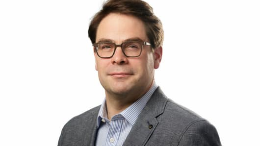Coram Williams, CFO of Pearson.