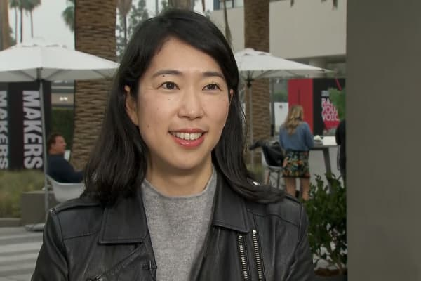 Ann Miura-Ko, co-founder of venture capital firm Floodgate