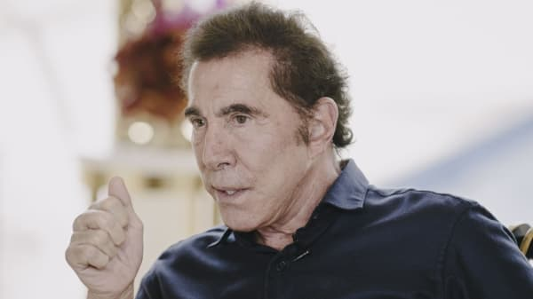 Steve Wynn is out, and the future of Vegas is up for grabs