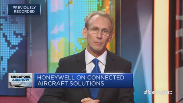 Asia's airline boom has been great for Honeywell