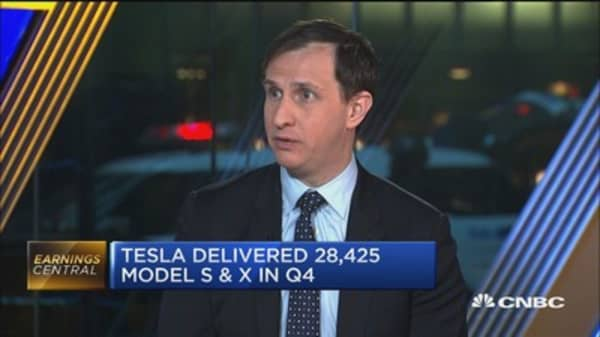 We 'discount' what Elon Musk says substantially, says analyst