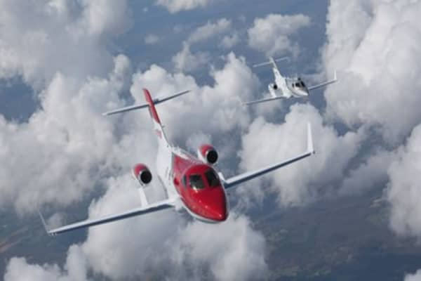 Honda now makes private jets