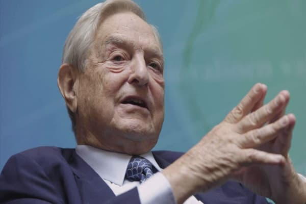 George Soros is backing a campaign to stop Brexit