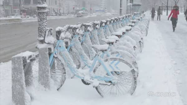 Storm expected to pound the Midwest