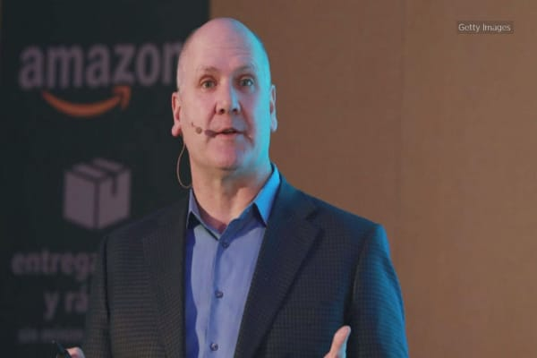 Amazon Prime boss Greg Greeley turns attention to Whole Foods