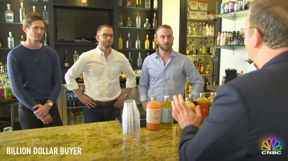 Is this cocktail syrup maker the fastest growing company in Texas?