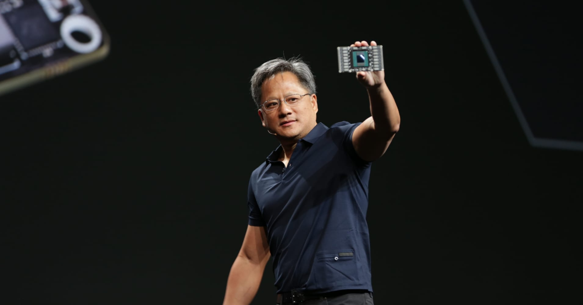 Nvidia jumps after beating on earnings and revenue