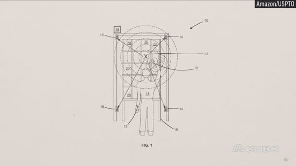 Here are four of Amazon's creepiest patents