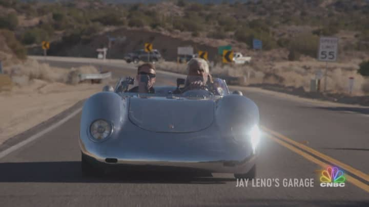 Jay Leno's Garage returns this April