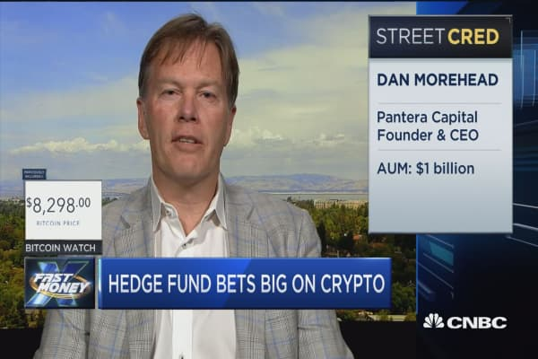 Hedge fund CEO reveals why he's betting big on crypto