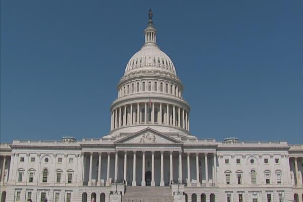 Congress reaches budget deal to end short government shutdown