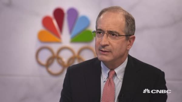 Comcast CEO Brian Roberts: Olympics are like 17 Super Bowls for us