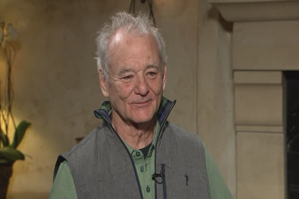 Bill Murray talks politics, Hollywood and impersonating Steve Bannon