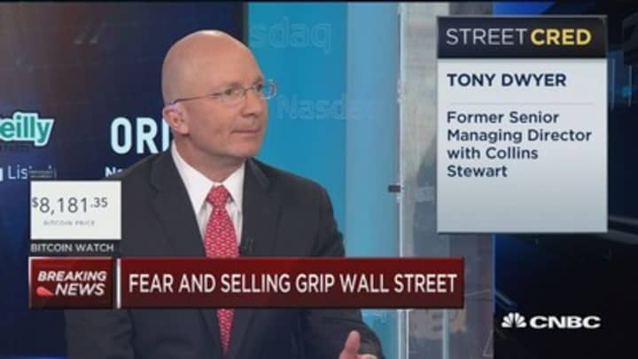Wall Street pro who called pullback says buy this dip