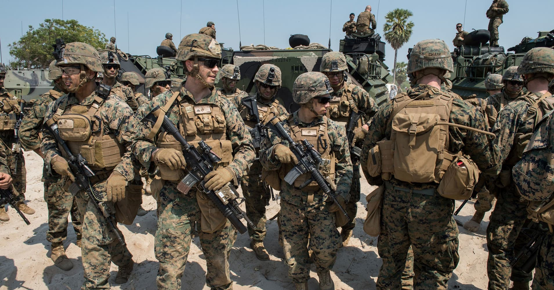 Us May Add Marines In East Asia But Critics Say It Plays