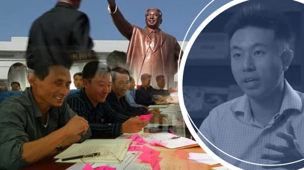 Former consultant is teaching business and entrepreneurship in North Korea
