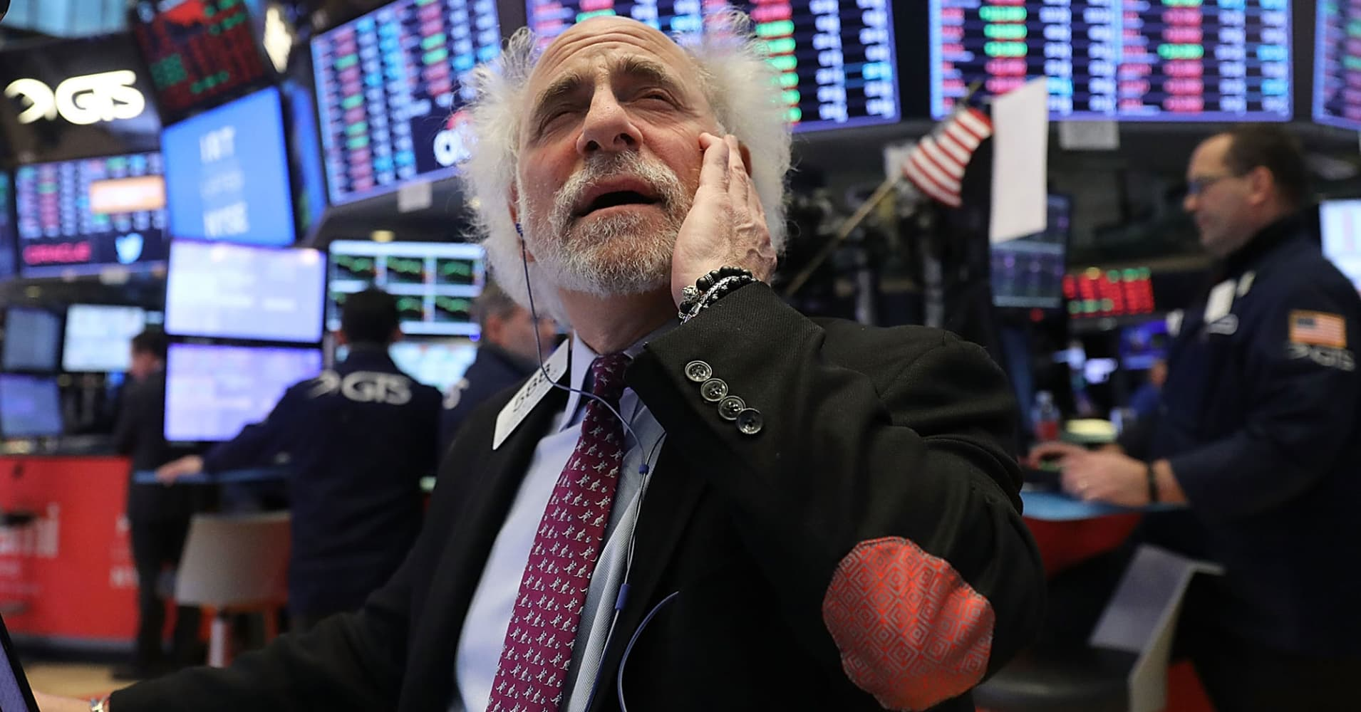 Stocks little changed as Trump legal issues, US-China trade dampen market sentiment