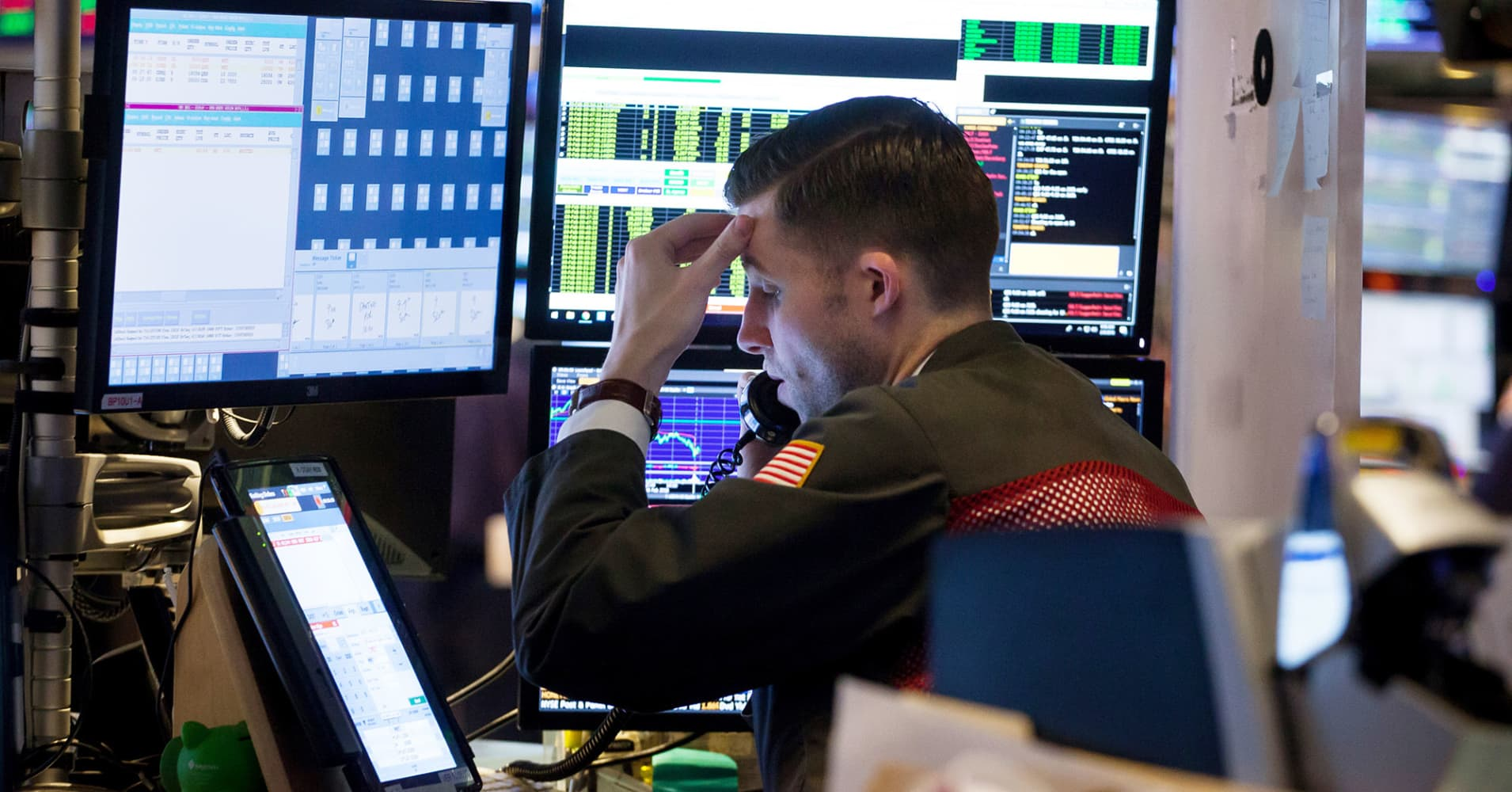Major global markets are already in a bear market or getting close, stoking fears of slowing growth
