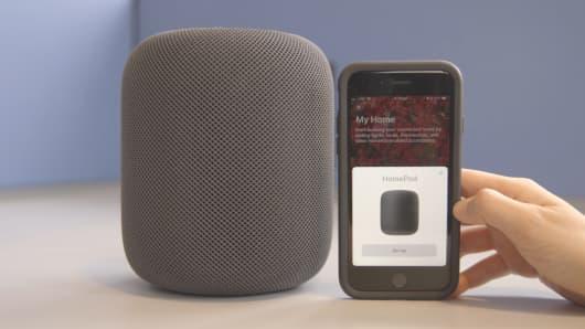 CNBC Tech: Apple HomePod 7