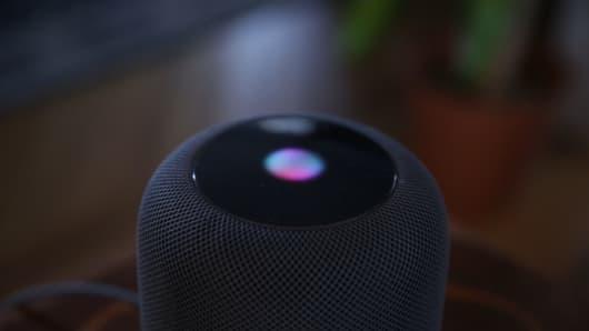 CNBC Tech: Apple HomePod 8