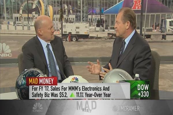 3M CEO on how it will seize on the $6 billion electric car market
