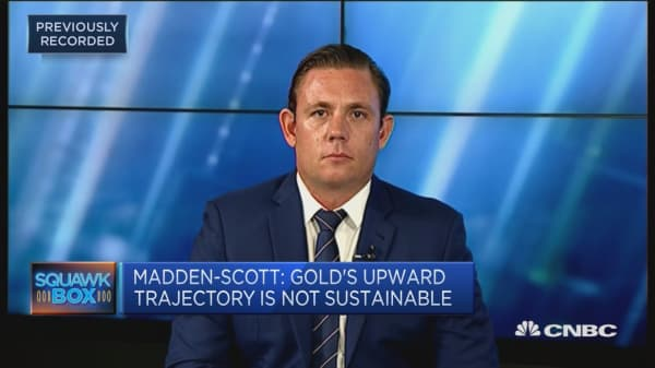Gold prices will likely fall, but tighter supply offers support