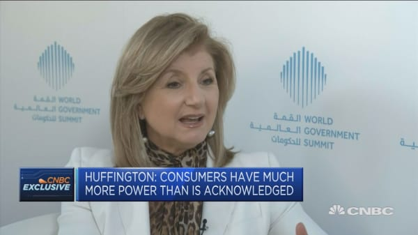Silicon Valley culture is evolving, but not fast enough: Arianna Huffington