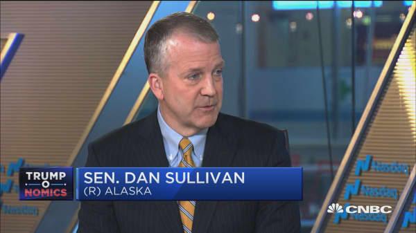 Sen. Dan Sullivan: Rebuilding US provides bipartisan opportunity