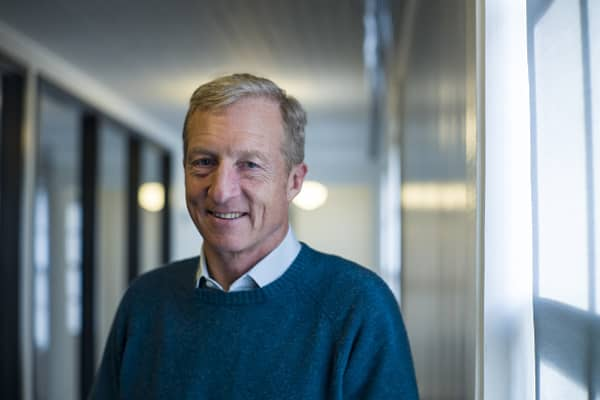 Democratic mega-donor Tom Steyer on Trump's infrastructure plan