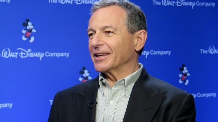 Bob Iger, CEO, Disney
