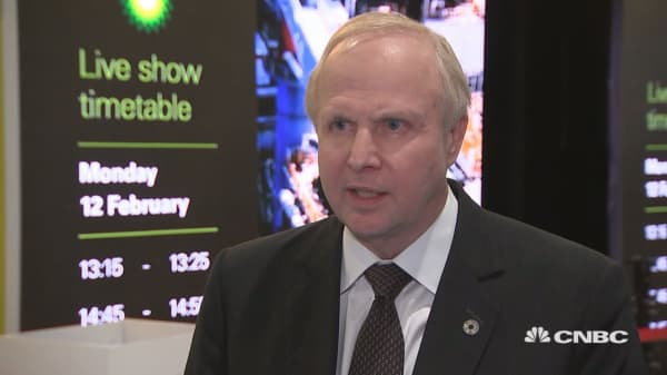 BP CEO: Deeply committed to Britain regardless of Brexit