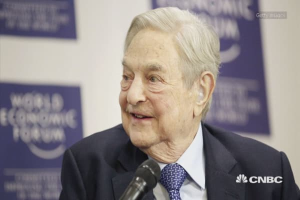 George Soros defends donation to anti-Brexit campaign