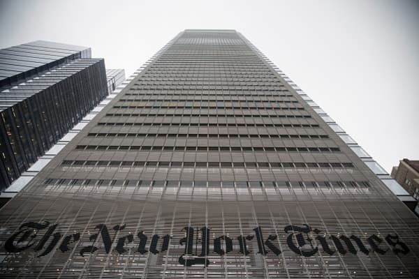 New York Times CEO: There will be many times more digital subscribers than print
