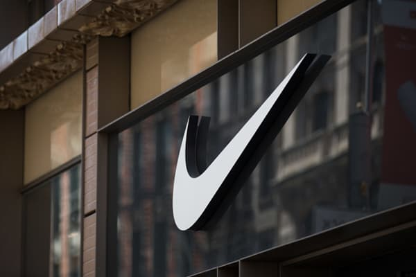 Trading Nation: Nike's 'marketing machine'