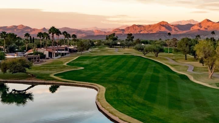 Rio Verde Golf Course in Rio Verde, Arizona