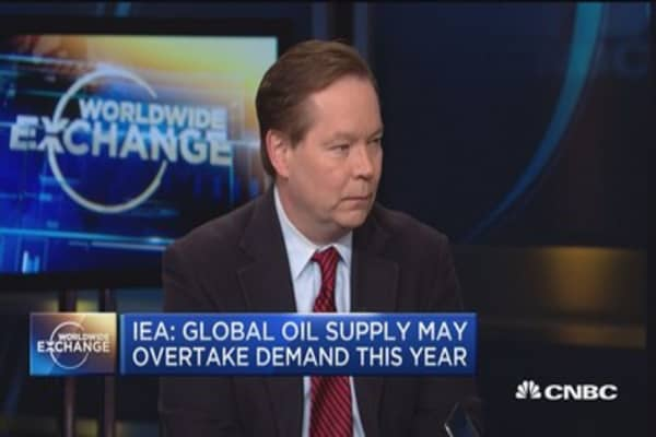 John Kilduff of Again Capital Talks U.S. Shale Oil Growth