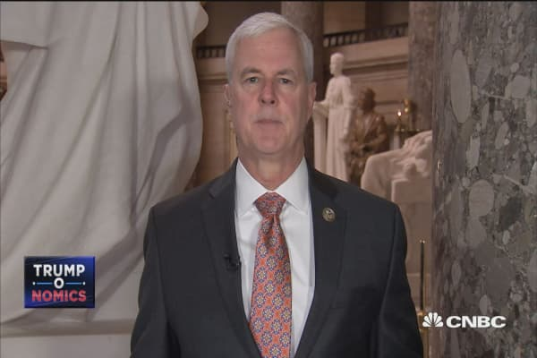 Rep. Womack: Trump's budget proposal 'possible'